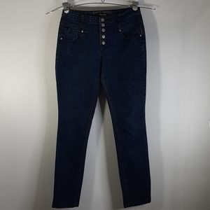 Almost Famous Button Fly Women's Jeans Size 13